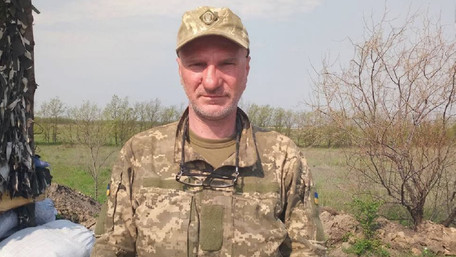 У лікарні Дніпра помер поранений на сході військовий зі Львівщини