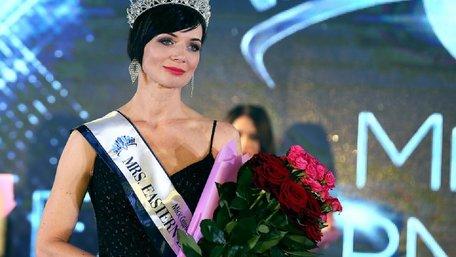Переможницею конкурсу краси «Місіс Східна Європа» стала 44-річна бізнес-тренерка зі Львова