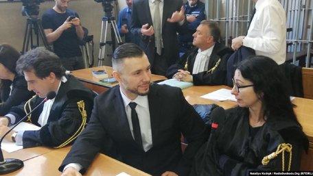 Італійська прокуратура вимагає 17 років тюрми для українського нацгвардійця Віталія Марківа