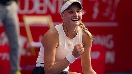 Українка Даяна Ястремська виграла тенісний турнір WTA у Страсбурзі