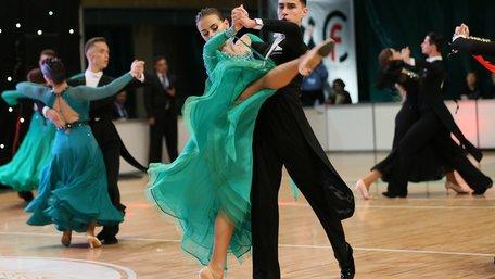 У Львові відбувся міжнародний танцювальний турнір «Кубок Фокстроту»