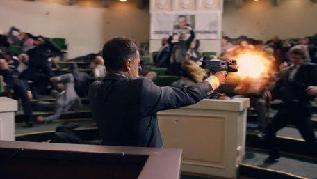 Болгарську партію зобов'язали видалити передвиборчий ролик з кадрами зі «Слуги народу»