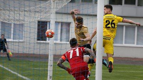 «Рух» забив 10 голів у ворота суперників у матчі Першої ліги