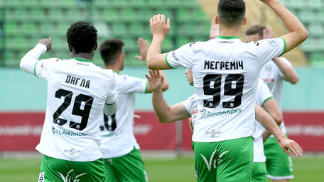 «Карпати» не втримали перемогу у матчі проти «Олімпіка», виграючи 3:1
