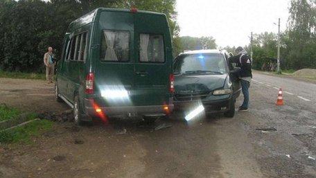 На Львівщині суд виніс вирок водію мікроавтобуса, який задавив пішохода на узбіччі