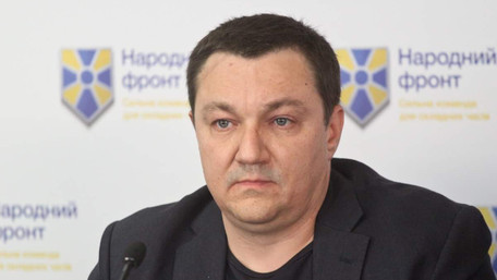 В Києві загинув народний депутат Дмитро Тимчук