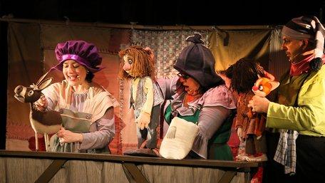 У Львові розпочався п'ятий міжнародний фестиваль театрів «І люди, і ляльки»
