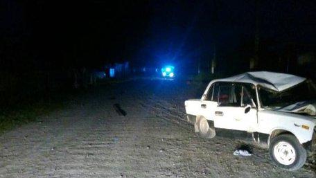 На Бродівщині внаслідок ДТП загинули двоє підлітків