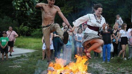 У день літнього сонцестояння у Львові святкували Івана Купала за старим стилем