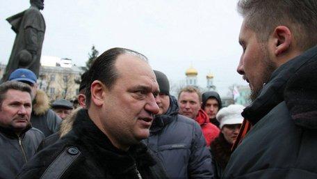 Павло Зібров підтримав на виборах відомого сепаратиста з Луганщини