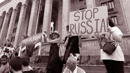 Тбіліський казус православного комуніста з Росії