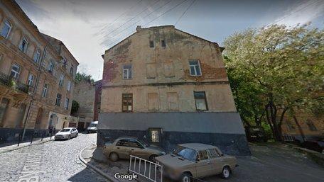 У центрі Львова знесуть будинок ХІХ ст., щоб побудувати житлову 5-поверхівку