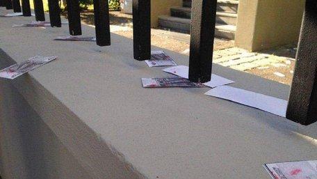Українці закидали фальшивими грошима посольства країн, які повернули Росію в ПАРЄ