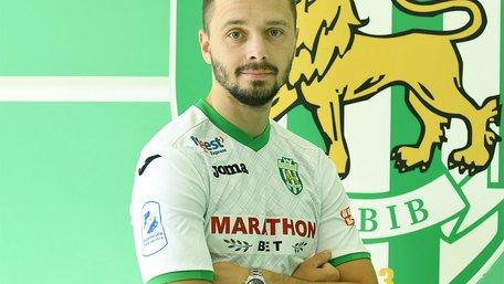 Львівські «Карпати» підписали захисника, який минулого сезону став четвертим бомбардиром в УПЛ