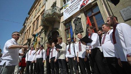 У Львові відзначили річницю проголошення Акту відновлення Української державності