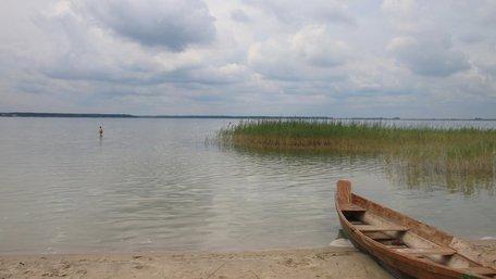 На озері Світязь під час відпочинку втопилися двоє дітей зі Львівщини