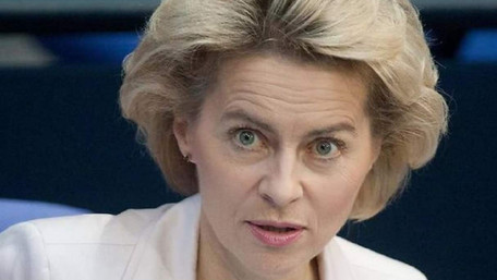 Претендентка на пост голови Єврокомісії виступила за діалог з Росією «з позиції сили»