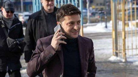 Зеленський телефоном обговорив з Путіним врегулювання на Донбасі