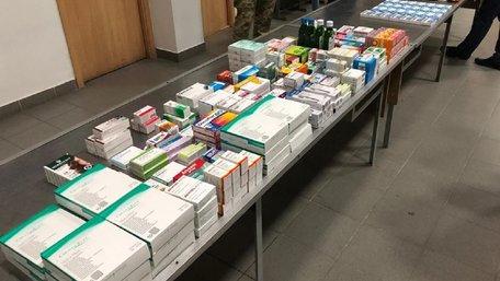 На Львівщині СБУ заблокувала канал контрабанди нарковмісних ліків