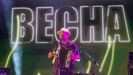 Олег Скрипка дав концерт на підтримку кандидата від «Опоблоку»