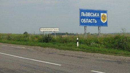 Карта нових районів Львівщини, яку приховали в ЛОДА