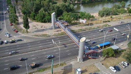 Чотири надземні переходи з ліфтами збудують над трасою Київ-Чоп біля Львова