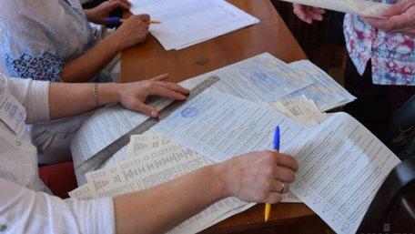 Хто лідирує по «мажоритарці» на Львівщині: перші офіційні дані