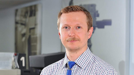 Журналіст Роман Вінтонів звільнився з посади члена правління НСТУ
