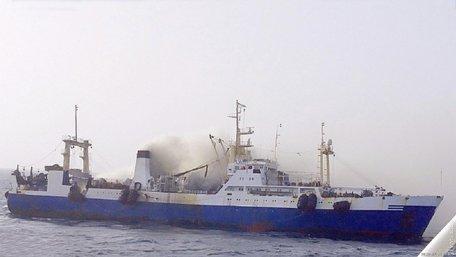 Біля узбережжя Мавританії зник безвісти українець із затонулого судна «Іван Голубець»