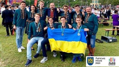Львівський школяр став срібним призером міжнародної математичної олімпіади