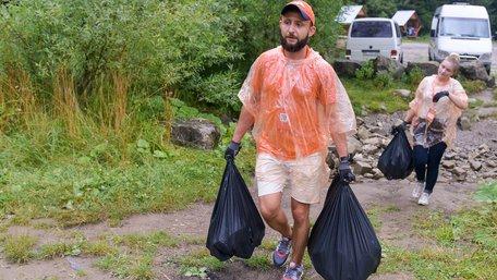 Львівські айтішники розробили додаток, який допоможе очистити Карпати від сміття