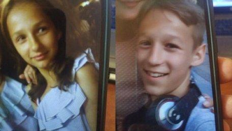 Львівська поліція розшукала зниклих 13-річних двійнят