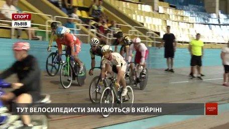 Львів приймає міжнародний рейтинговий турнір із велоспорту на треку