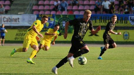 «Рух» у більшості переміг «Прикарпаття» та піднявся у топ-4 Першої ліги