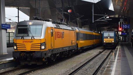 Чеський перевізник планує запустити потяг з Праги до Мостиськ в червні 2020 року