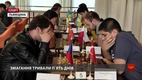 Відкритий Кубок Львова зібрав рекордну кількість шахістів із 18 країн