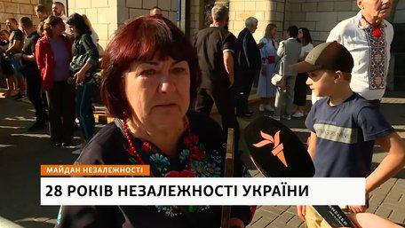 Матір загиблого на сході військового медика не пустили на урочистості до Дня Незалежності