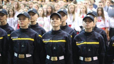 Майбутні рятувальники Львова присягнули на вірність українському народові