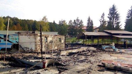 Поліція повідомила деталі пожежі в дитячому таборі «Сокіл», де загинув підліток