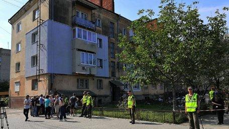 Суд наклав арешт на обвалений будинок у Дрогобичі
