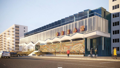 Львівська мерія прийняла пропозицію власника «Океану» відновити мозаїку і відкрити художню школу