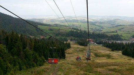 Зеленський закликав іноземних інвесторів будувати гірськолижні курорти у Славському та Боржаві