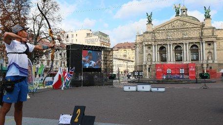 У Львові нагородили переможців міжнародного турніру зі стрільби з лука «Золота осінь»