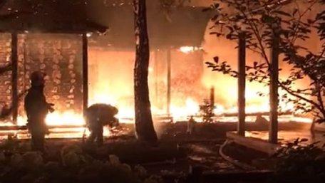 Невідомі спалили будинок екс-глави НБУ Валерії Гонтаревої під Києвом