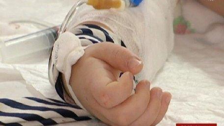 Від менінгококової інфекції у Львові помер дворічний хлопчик