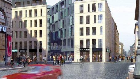 Депутати дозволили будівництво двох нових готелів у центрі Львова