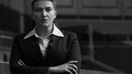 Надія Савченко влаштувалася ведучою на телеканал ZІК