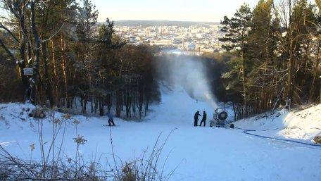 Львівська мерія має намір відновити гірськолижну трасу у парку «Знесіння»