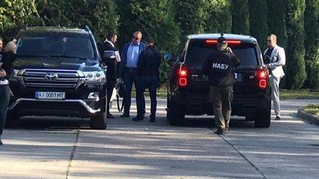 НАБУ затримало екс-заступника секретаря РНБО Олега Гладковського
