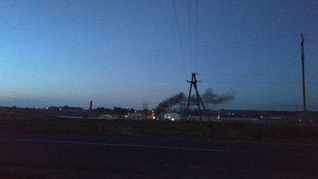 На хімічному підприємстві в Рівненській області стався вибух